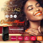 "PRO-LAQ ""ORANGE MOOD"" Collection"